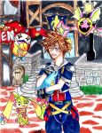 |KH DDD| You're the best!... by ReveVen