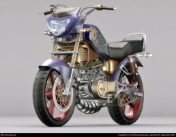 RXKING 135cc by D3r3x