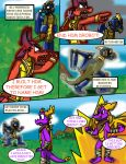 The Adventures of Spyro and Company 1-5 by aPAULo17