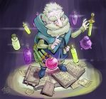Wizard by Padder