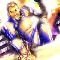 I Have You, Commander by ladywinde