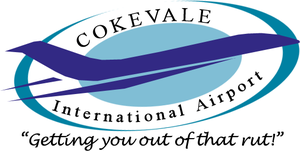 Cokevale Airport Logo by Crusader1089