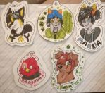 Badges by Sokoz