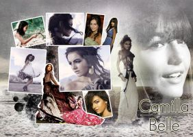 Camilla Belle Poster by sharhem