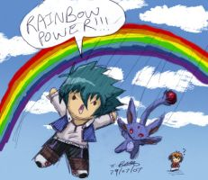 RAINBOW POWER by pdutogepi