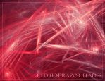 Red Hot Razorblades by ttbloodlusttt