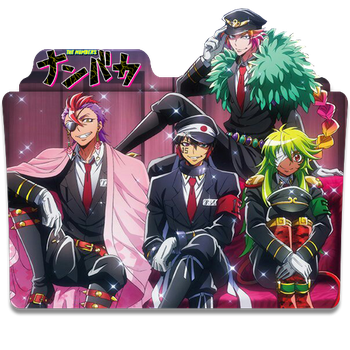 Icon Folder - Nanbaka by Khiciy