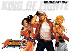 KOF by faust14