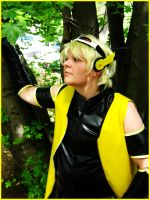 Bumblebee Cosplay by LaLue-ChaN