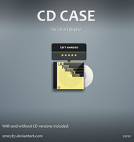 CD Case by emey87
