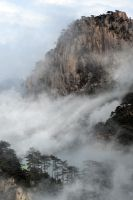 Huang Shan Mountain-15 by SAMLIM