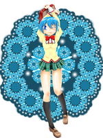 miki sayaka by SodeAfro