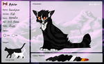 SCORCHPAW || Reference | DOW by rainwolfeh