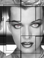 Milla Jovovich by extinction-photos
