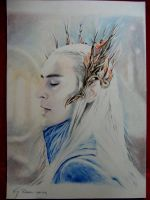 Lee PACE vs Thranduil by kty-razza