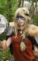 Astrid  Cosplay (How to train your Dragon 2) by HoroVonKaida