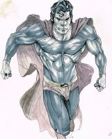Supes by MonsterSaw