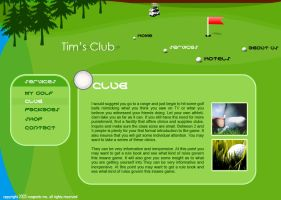 Webpage Template 005 by magneto-ms