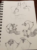 Sketchbook Pg 7 by QTipps