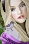 Briar Rose by Aerie-Faerie
