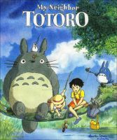 My Neighbor Totoro by danita-sonser