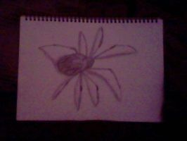 3d spider drawing by an 11 year old by slashclaws1