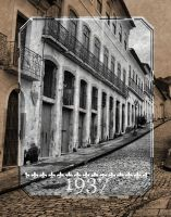 Old City Street by Blanco111