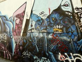 Graff Characters 2 by ButterflyPictures