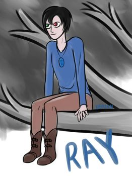 Ray [Request] by DerianDraws