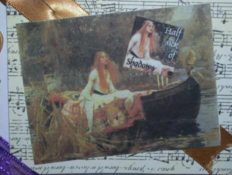 The Lady of Shalott by BeautyWillSaveUs