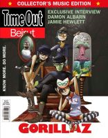 Gorillaz in 'Time Out' by GoRiLlAz6666