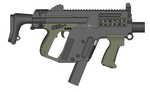 GRA's ZX-45 SMG by ThantosEdge