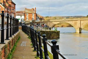 Colorful Bewdley. by minefreedom