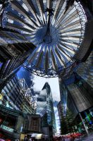 Sony Center HDR by Skanatiker