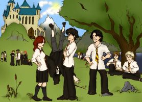 Snape's Worst Memory by MioneBookworm