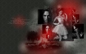 Vampire Diaries wallpaper by 7th-sky