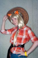 AppleJack at J-Fest by AwesomeSaucePro