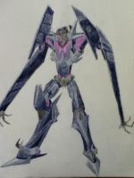 Transformers Prime: Soundwave by ElizabethPrime