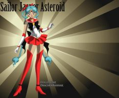 Sailor Jasper Asteroid by TheodoraAimee
