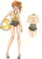 Bathing Suit Design 2 by allychan