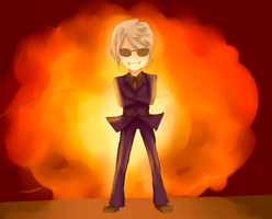 Prussia is that AWESOME by Brixyfire