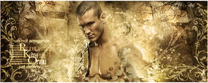 Randy Orton and his Destiny by JamiroKnight