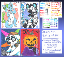 Badge commission info~ by Spaggled