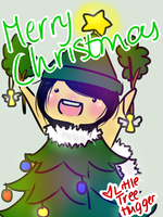 Christmas Tree by LittleTreeHugger