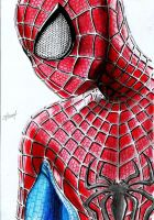 Spider Man by MikeArtsAssis