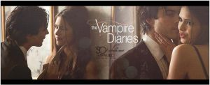 The Vampire Diaries by sohappymiro