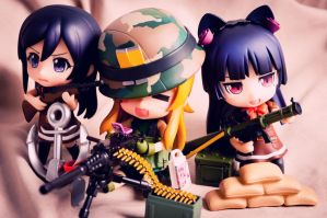 All round defence! -oreimo edition- by Etherien