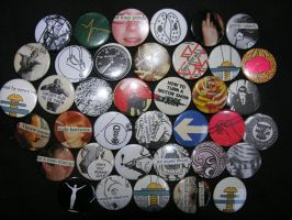 badges!! by object000