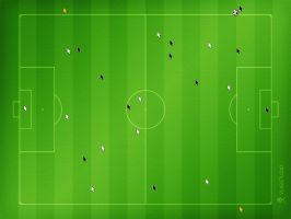 FIFA World Cup Unofficial Wall by vladstudio