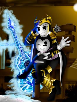 :.:Double Bendy Fun!:.: by shadethecb